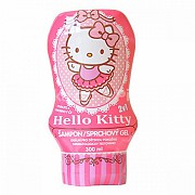 VitalCare Hello Kitty šampon a sprchový gel 300 ml